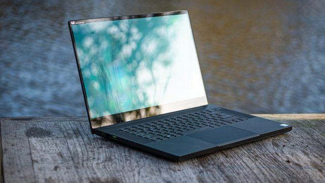 Razer Blade 15 OLED laptop